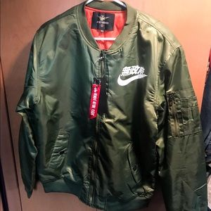 Nike Japanese Bomber Jacket(Brand New)
